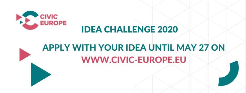 "Poziv na info radionicu o programu ""Civic Europe Idea Challenge"""