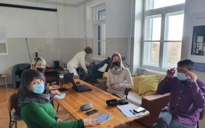 """Održana radionica o upravljanju EU projektima i administraciji u sklopu projekta """"Društveni centar Drenova"""""""